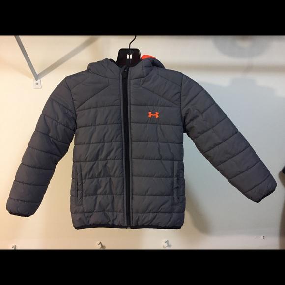 eeb8f5d273 Boys under armour winter coat